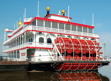 Seasonal Riverboat Cruises